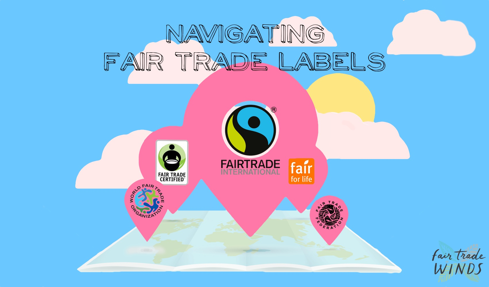 hight resolution of guide to fair trade labels