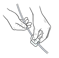 Emptying and Cleaning Your Urinary Catheter Bag