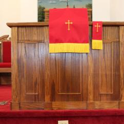 Pastor Pulpit Chairs Power Covered By Medicare Announcements Fairview Baptist