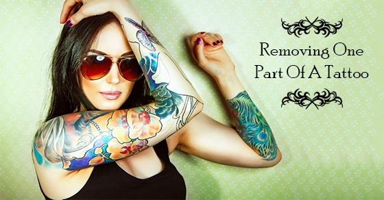 Multicoloured Tattoo
