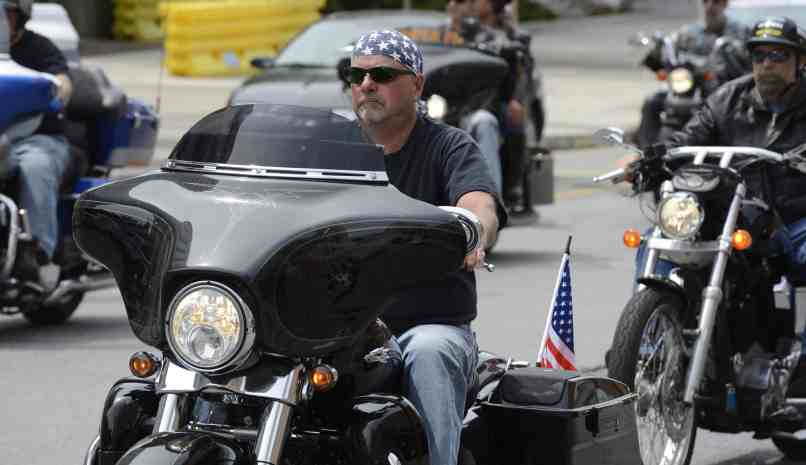 Despite Toll Motorcycle Groups