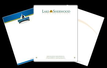 fairway printing company letterheads