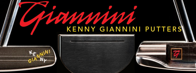 新着!!Kenny Giannini パター