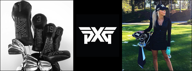 PXG golf New Headcover