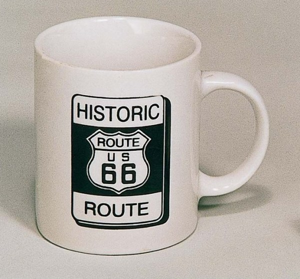 Route 66 Coffee Mug  41-300-66