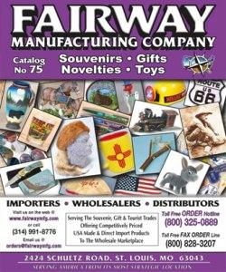 Fairway Manufacturing Co. 2016 Catalog