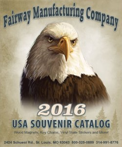 Fairway Manufacturing Company USA Souvenir Catalog