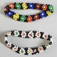 Child's Daisy Stretch Bracelet
