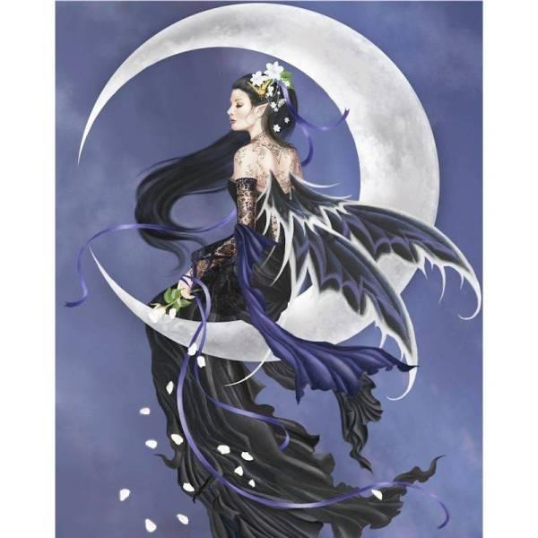 Solace Fairy Fantasy Art Nene Thomas - 23.50