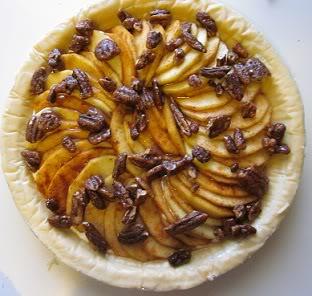 Apple Pie Cheesecake!