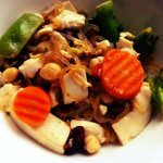 Veggie Stir Fry with Shirataki Noodles