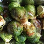Spiced Brussel Sprouts