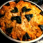 Spiced Kabocha Shepherd's Pie