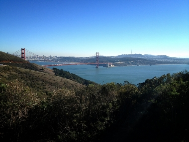 Sausalito Coastal Trail