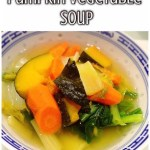Pumpkin Vegetable Soup