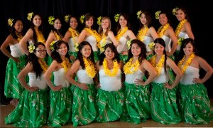Green Rose Hula!