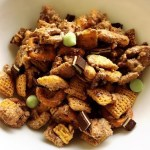 Foodie Friday: Chocolate Mint Chex Mix