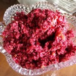 Orange Cranberry Walnut Salad