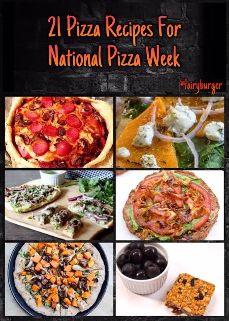 21 Pizza Recipes for National Pizza Week | fairyburger.com
