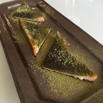 Honey Matcha Toast