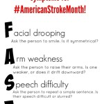 american stroke month