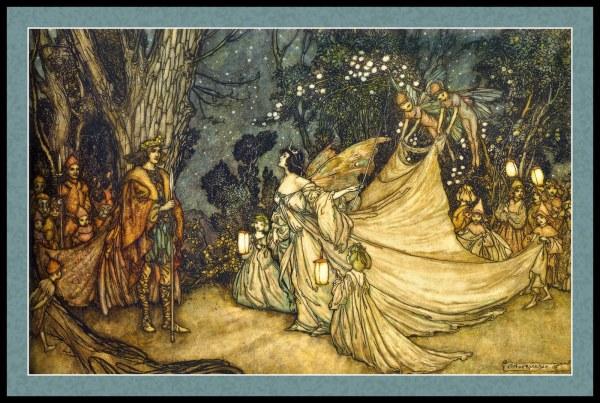 Arthur Rackham' Fairy Art - Fairyist