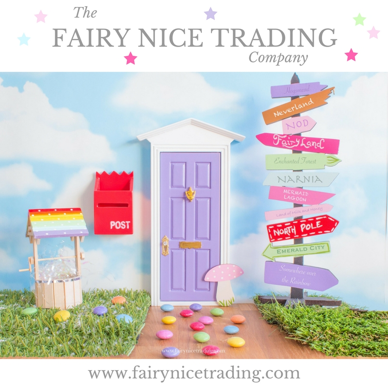 Fairy Door Delivery & other FAQ's | The Fairy Nice Trading