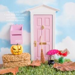 Halloween Fairy Door accessory set UK