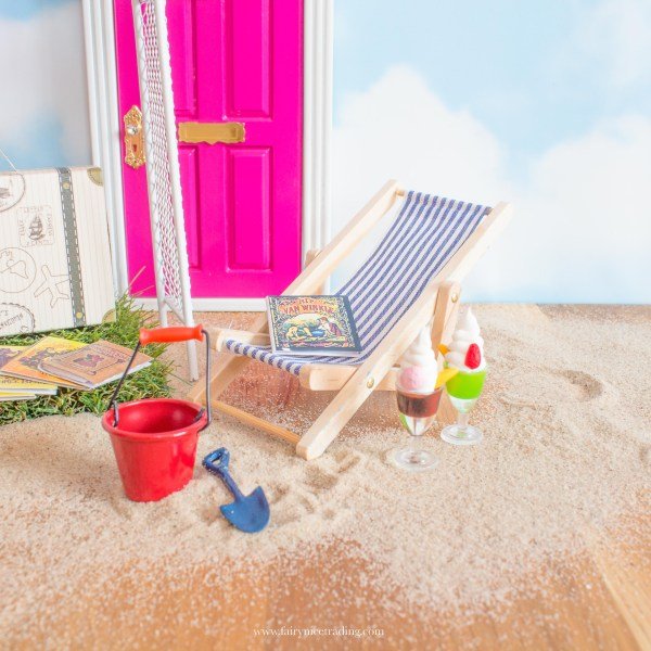 deckchair for fairy doors uk delivery