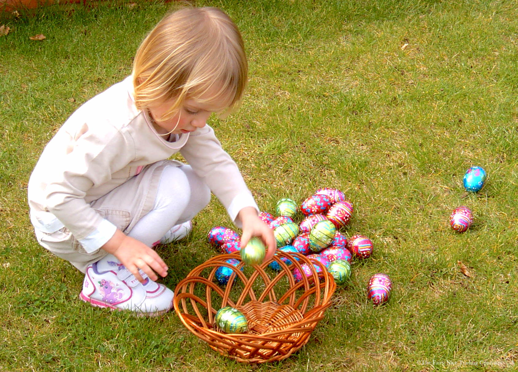 Easter Egg Hut
