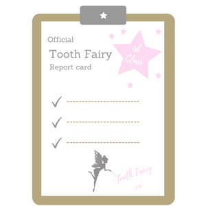 graphic relating to Tooth Fairy Card Printable named Free of charge printable Enamel Fairy certification The Fairy Awesome