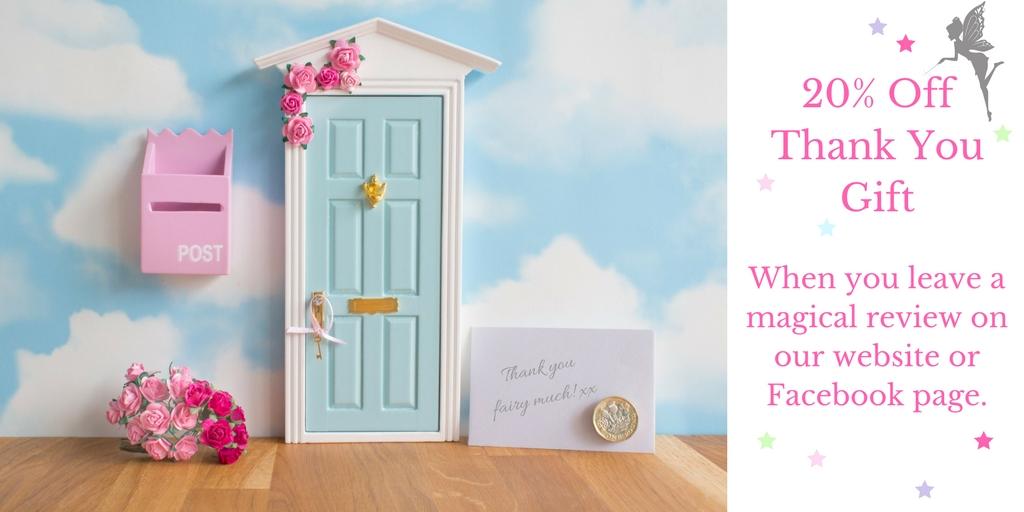 Fairy Door review discount