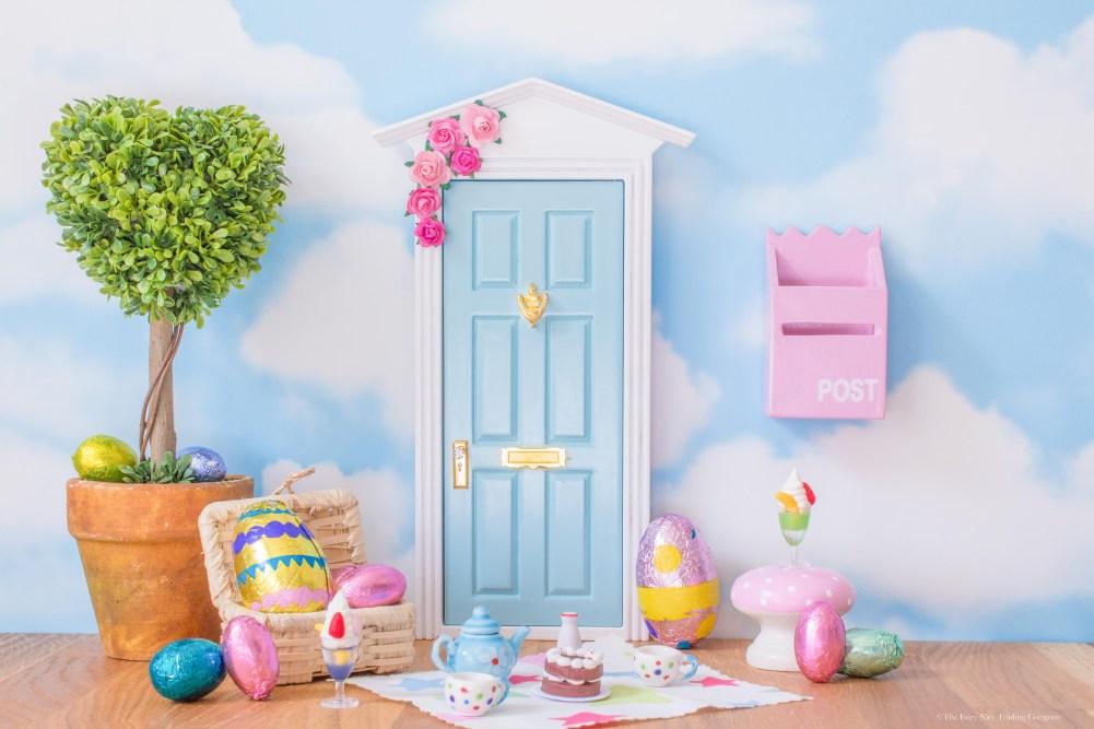 Fairy Door ideas for Easter
