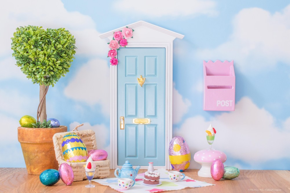 Fairy Door ideas for Easter