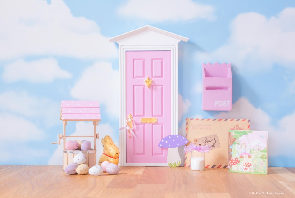 Easter Fairy Door ideas