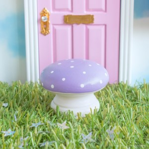 personalised Magic Toadstool