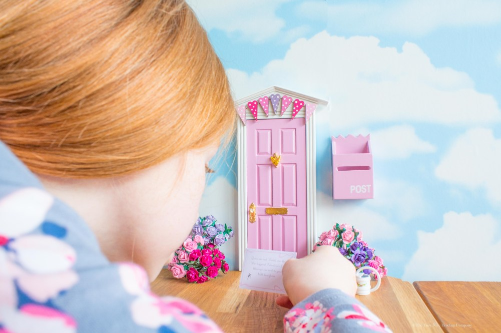 Expanding your child's imagination with a Fairy Door