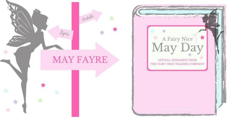 printable Fairy notes & Fairy book