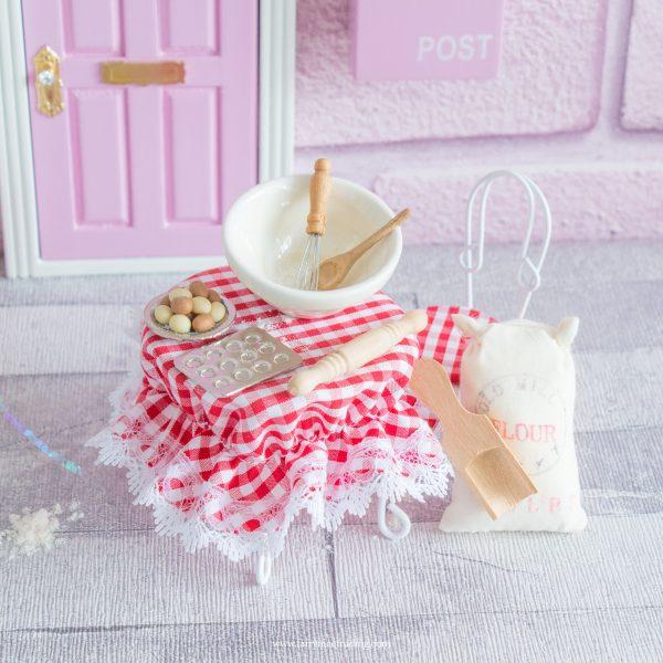 baking accessories for fairy doors