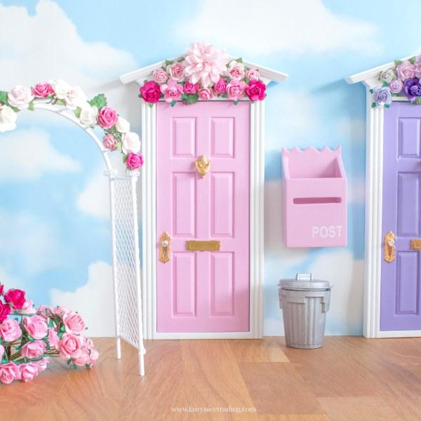 miniature fairy dustbin uk