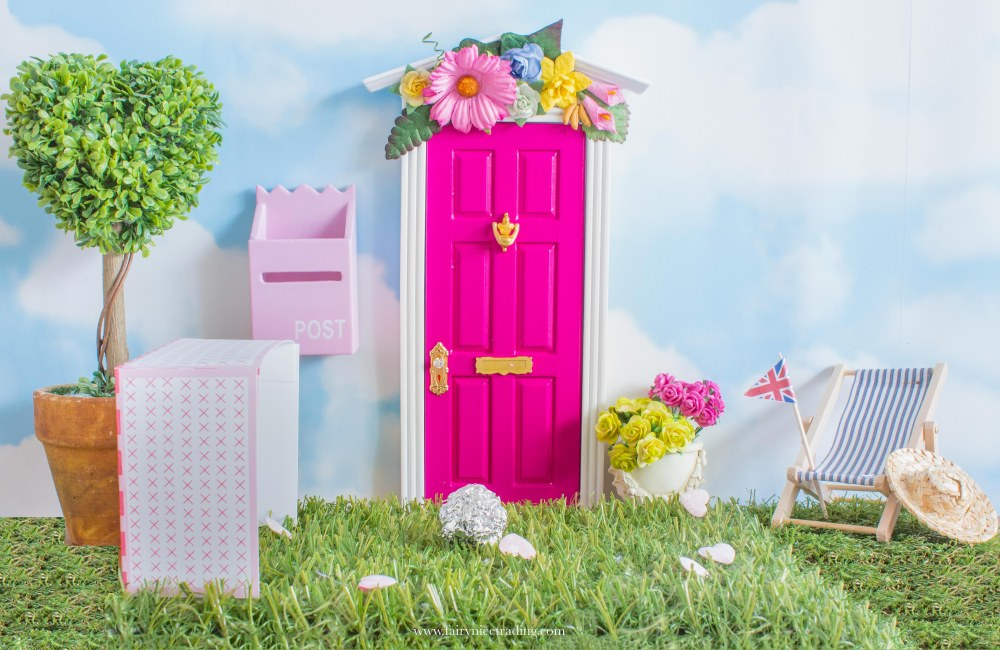 free printable for Fairy doors