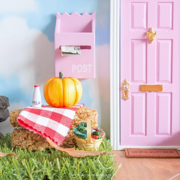 Autumn Fairy Door ideas