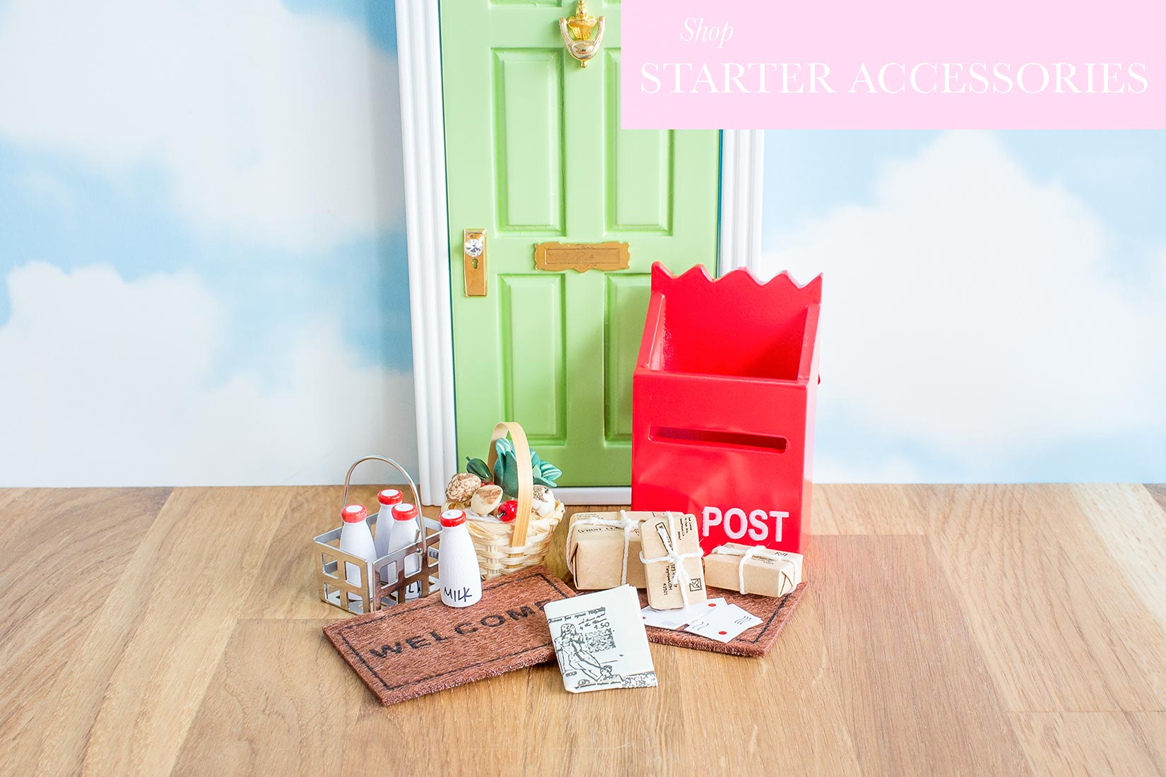 fairy door accessories to get you started