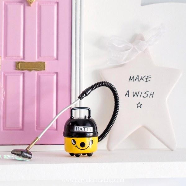 miniature vacuum cleaner