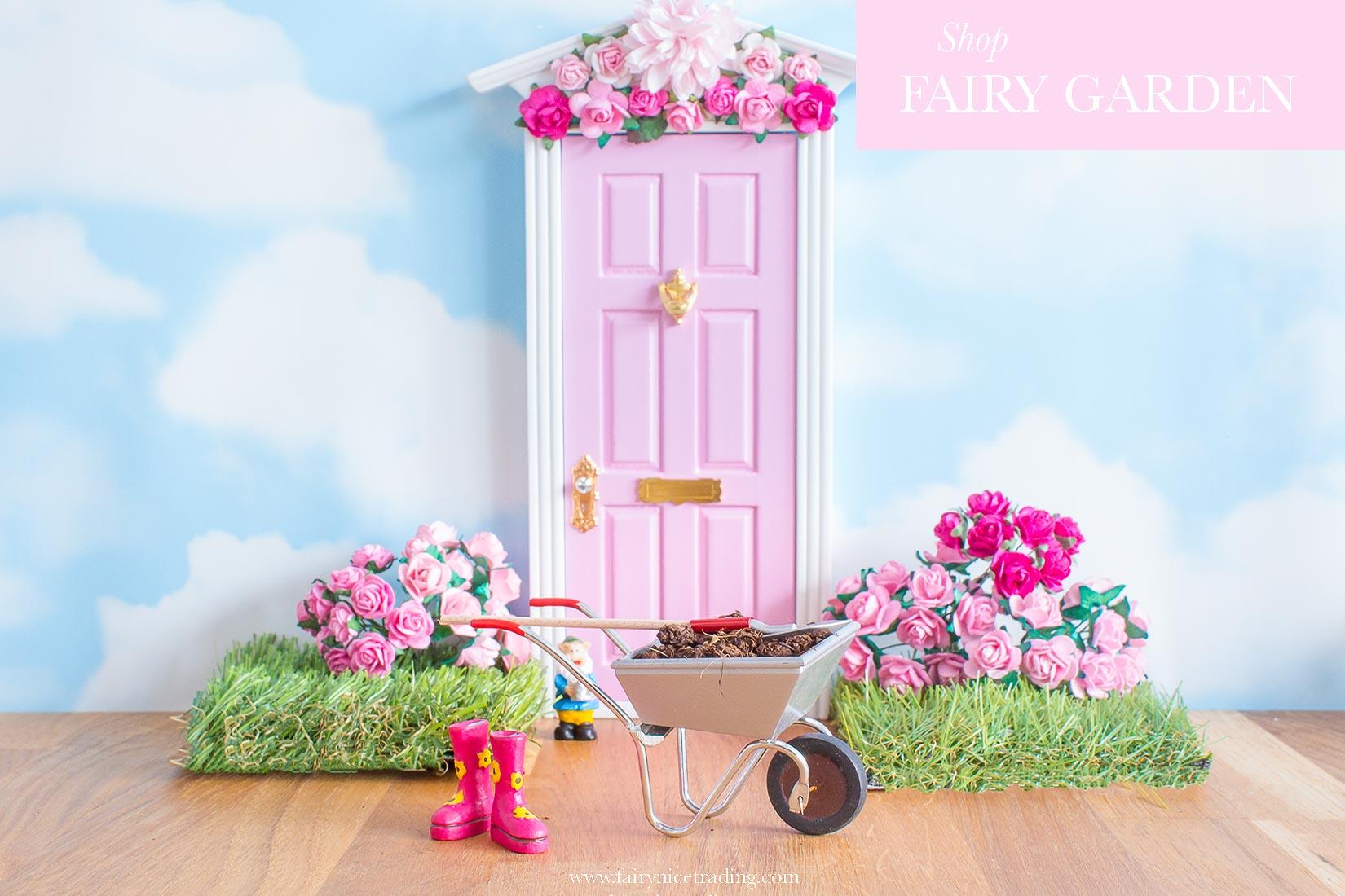 fairy garden accessories uk