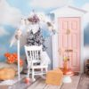 winter fairy door accessories