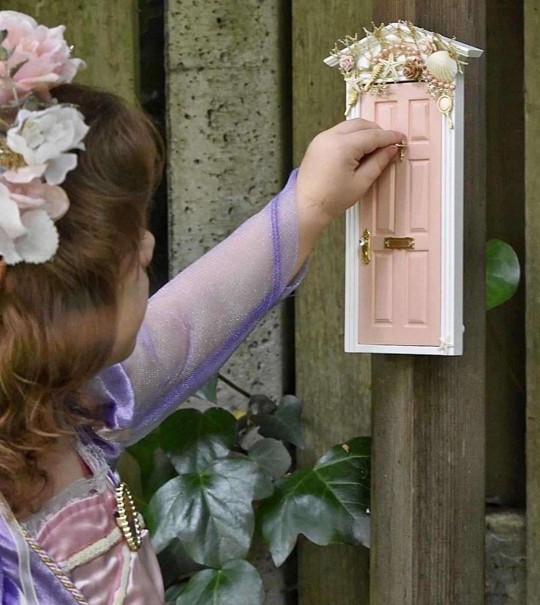 where do you put a fairy door