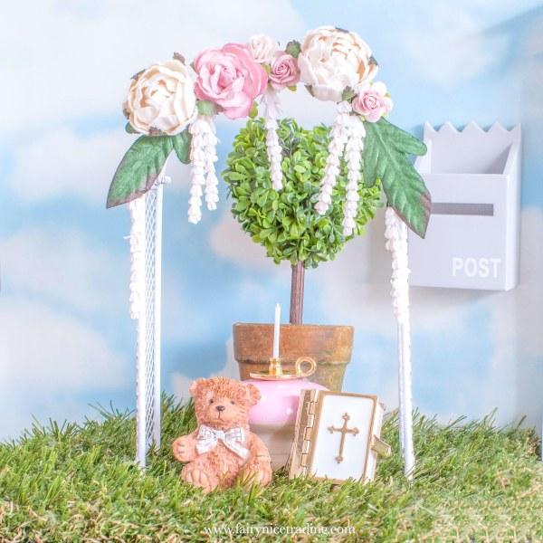 fairy door christening gift