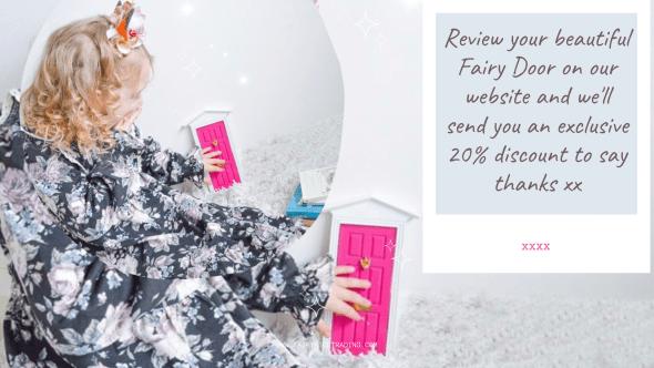 happy customers at the fairy nice trading company