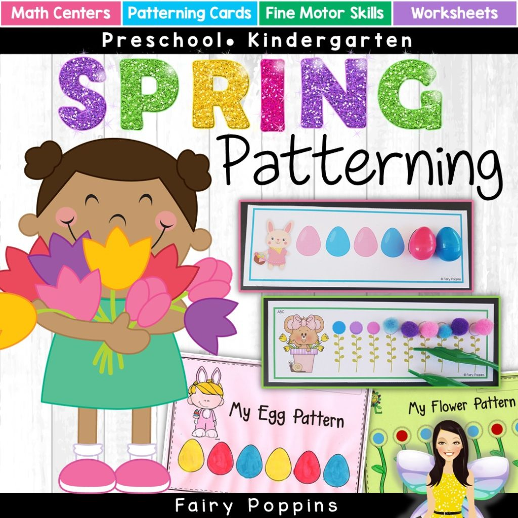 Spring Patterning Activities